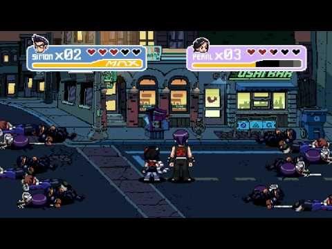 Scott Pilgrim Wedding Video Game