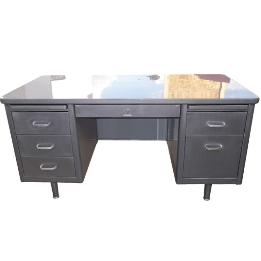 desk steelcase vintage