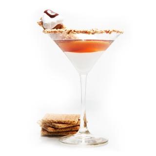 Smoretini | Delicious Clique Vodka Drink Recipes | Pinterest