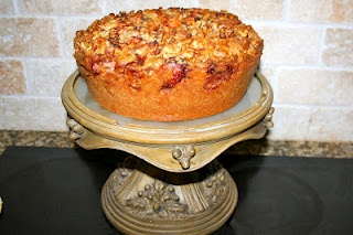 Liquor Soaked Apple Walnut Ginger Cake Recipes — Dishmaps