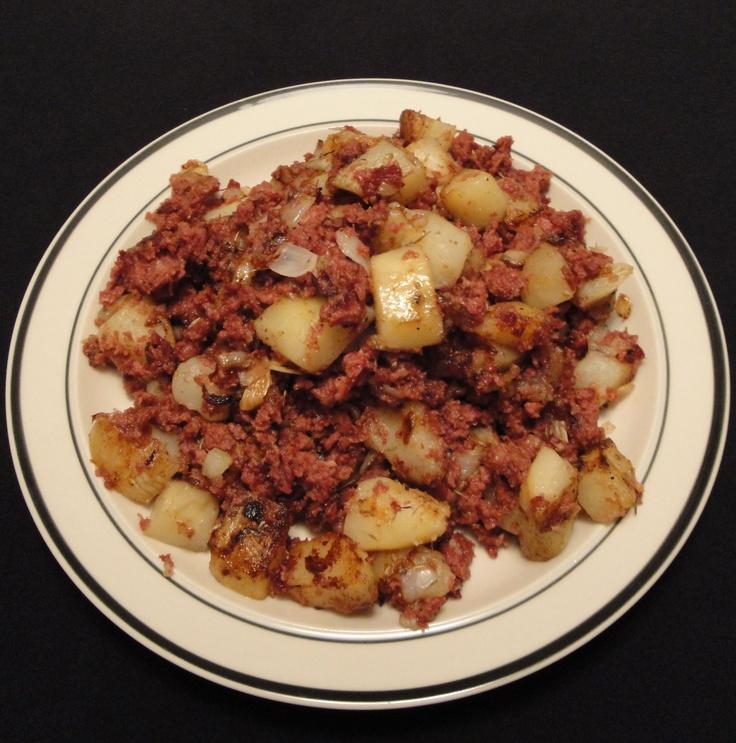 Homemade Corned Beef Hash | Breakfast 2 | Pinterest