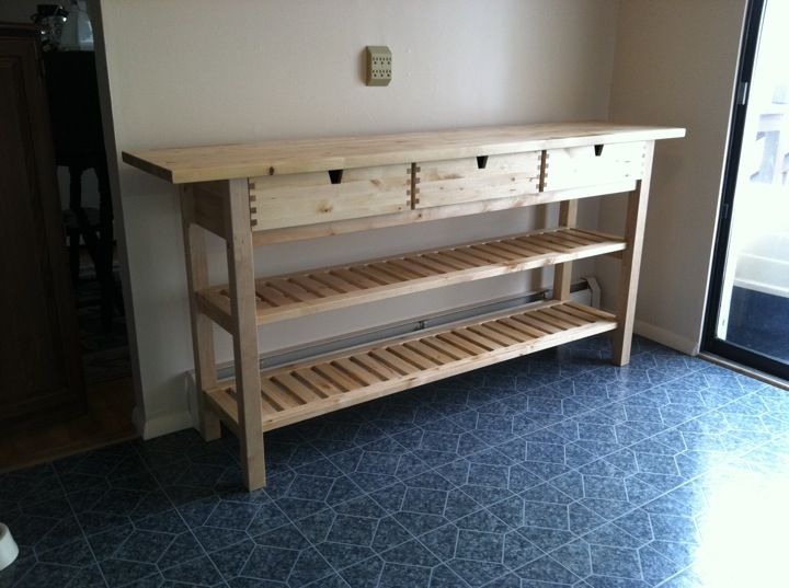 Ikea norden occasional table beautiful studios workshops tools a - Occasional tables ikea ...