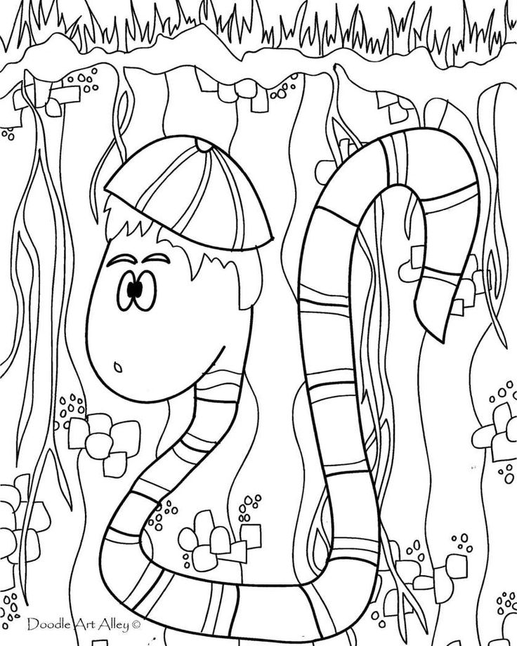 doodle art alley coloring pages - insect coloring pages doodle art alley coloring pages