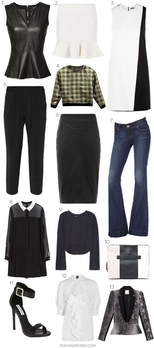Sophisticated and chic // Posh & Poised