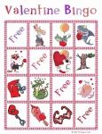 fun valentine's day bingo