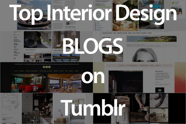Interior Design Blogs Best Extraordinary With Top Interior Design Blogs on Tumblr Photo