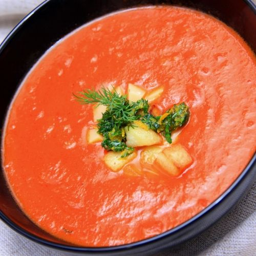 Get It Cooked: Chunky tomato soup