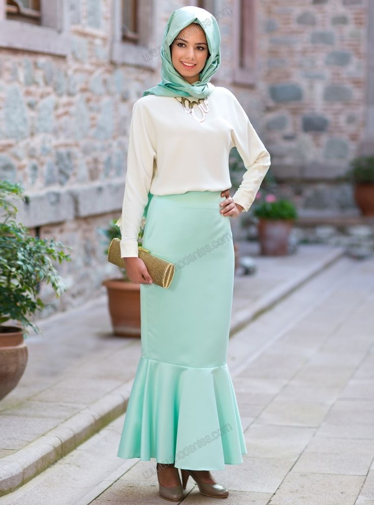 Turkish Fashion Hijab Fashion Pinterest