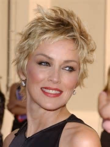 short hairstyles for women over 60 Corto es m?s lindo ...