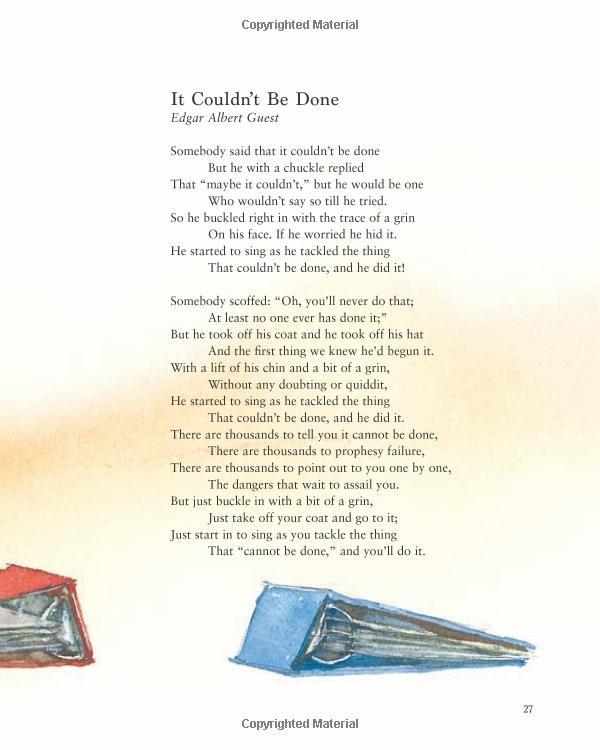 caroline kennedy poems to learn by heart pdf