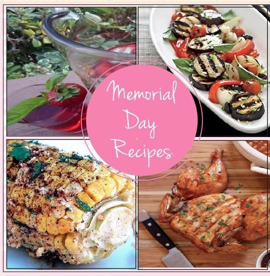 memorial day recipes bon appetit