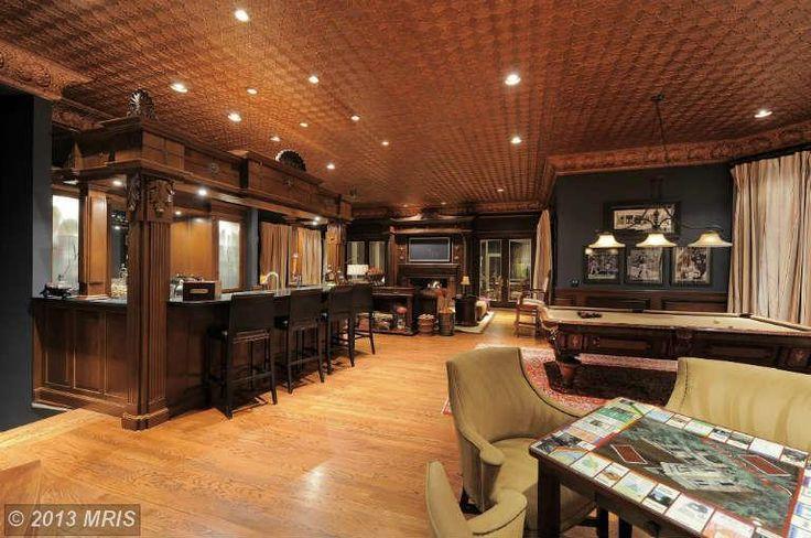 Luxury Game Room Inspiration Luxury Rooms Pinterest