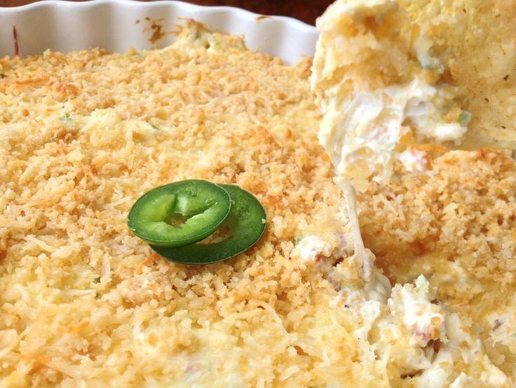 Jalapeno popper dip | Recipes | Pinterest