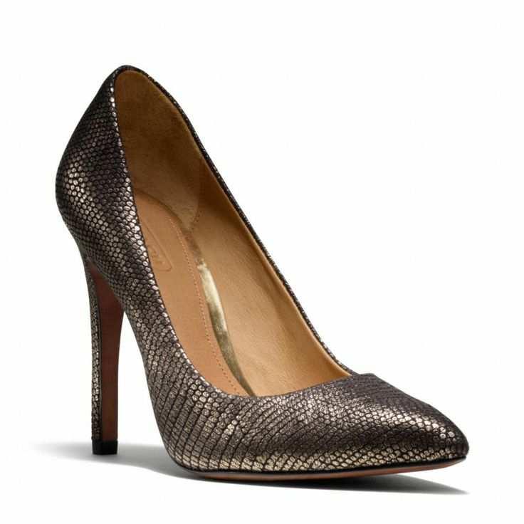 The Fawna Heel from Coach