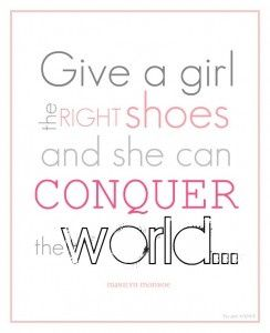 Free printable Marilyn Monroe quote | Gifts | Pinterest