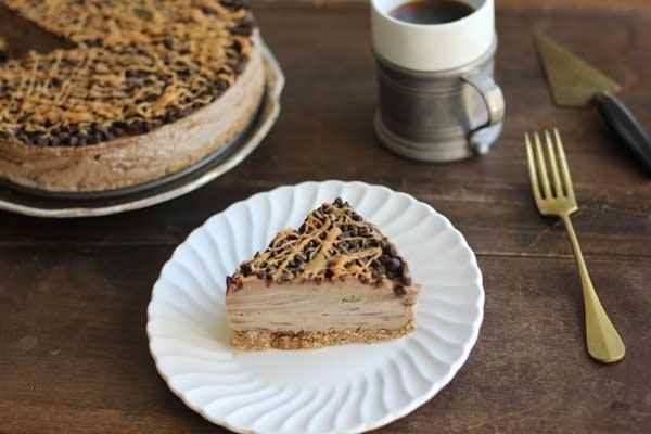 Chocolate Peanut Butter Swirl Icebox Cake! It's rich, creamy, and ...