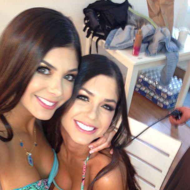 Camila Y Mariana Dávalos   Girls   Pinterest