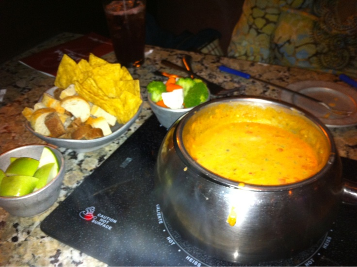 melting pot cheese fondue recipe