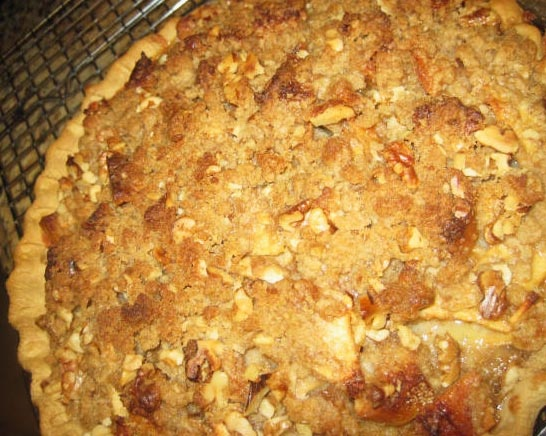 Apple Bread Pudding Pie | Pie recipes | Pinterest
