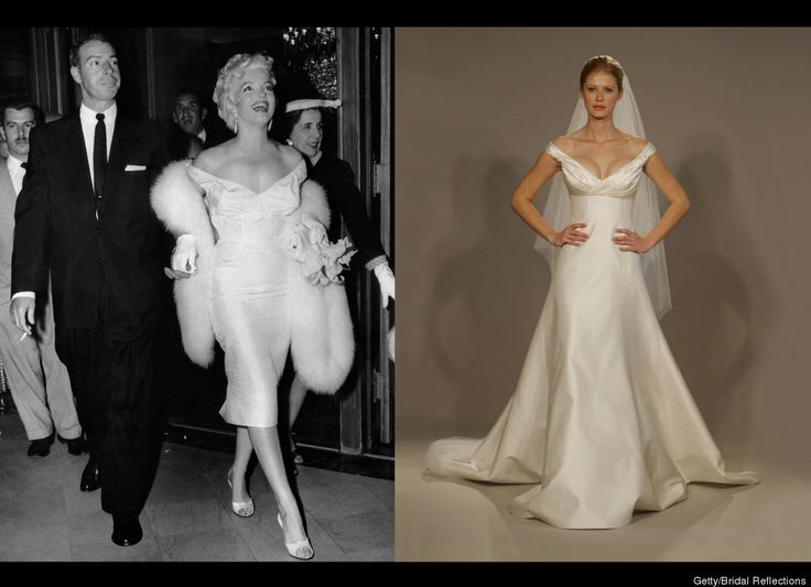 5 ways to look like marilyn monroe on your wedding day