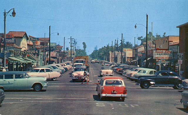 Garden Grove Ca In The 1950 Jj Things To Remember Pinterest