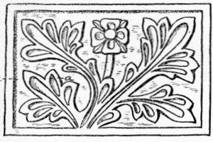 Dremel Wood Carving Patterns