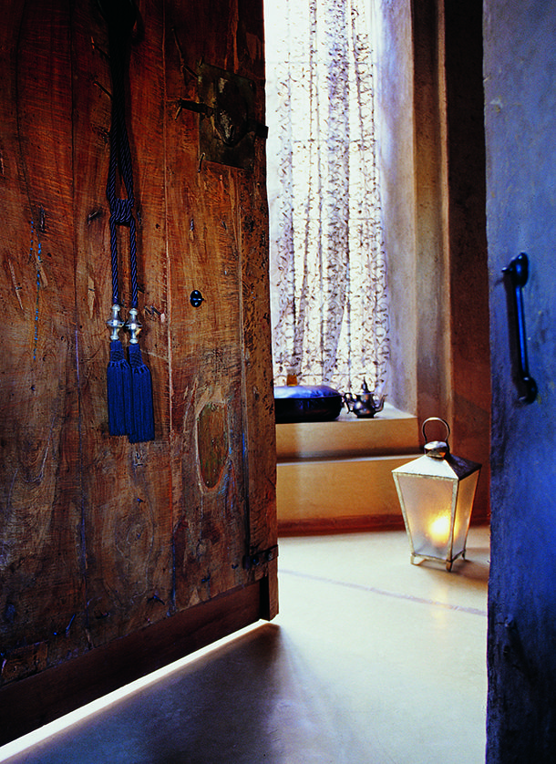 An exquisite room at Dar Ahlam, Morocco | Global Beauty Culture | Organic Spa Magazine