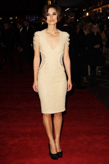 Keira Knightley Red Carpet Dresses 17 Times Keira Knightl...
