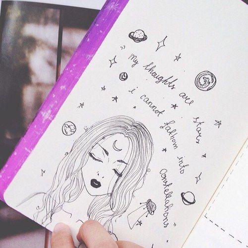 Артбук идеи для рисунков