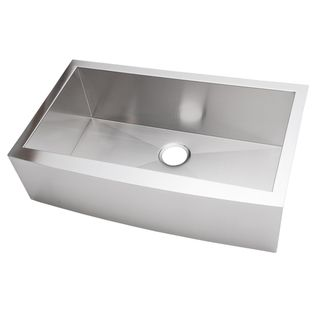 24 Inch Stainless Steel Farmhouse Sink : stainless steel
