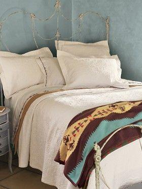 Pendleton native american inspired bedding