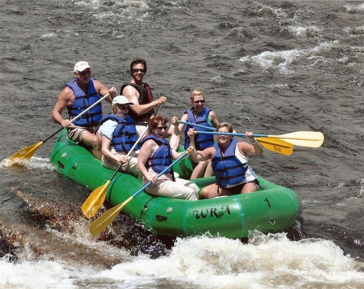 white water rafting on the Lehigh River | Places we'd love to visit ...: pinterest.com/pin/317996423659057867