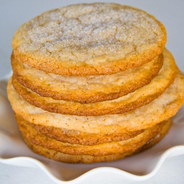 Lemon Olive Oil Cookies | non-dairy | Pinterest