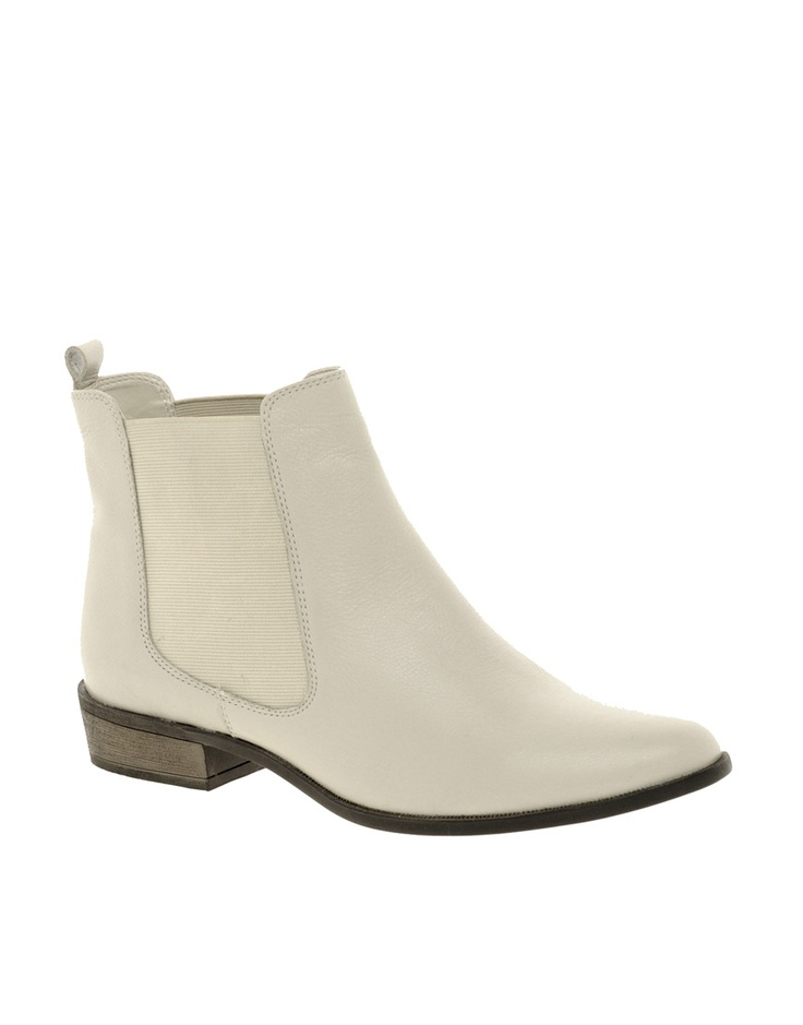 ASOS Adelaide Leather Chelsea Ankle Boots $57.77