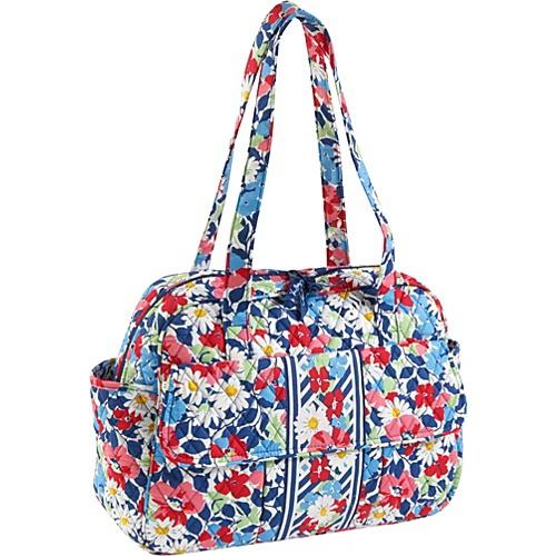vera bradley 100 handbag summer cottage vera