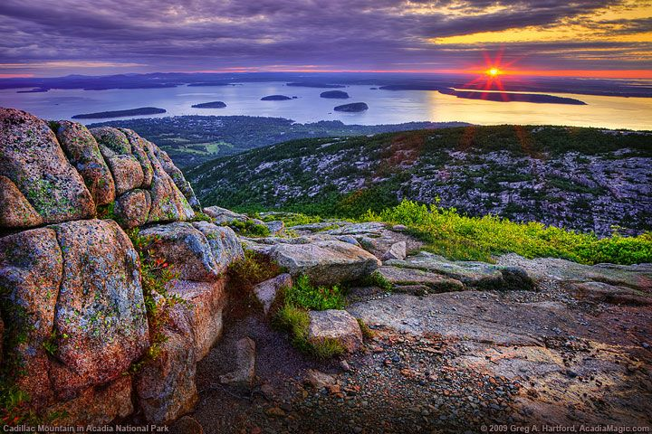 cadillac mountain sunrise maine pinterest. Cars Review. Best American Auto & Cars Review