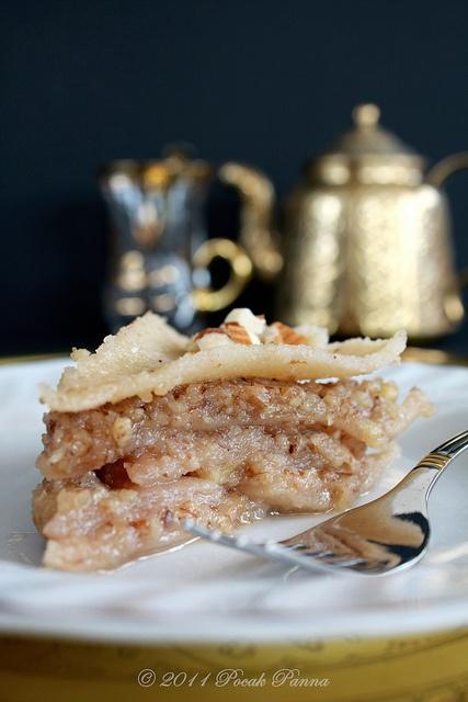 Baklava Pancake | Breakfast - Waffles, Pancakes, French Toast | Pinte ...