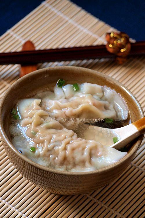 Sui Kow (Dumplings)