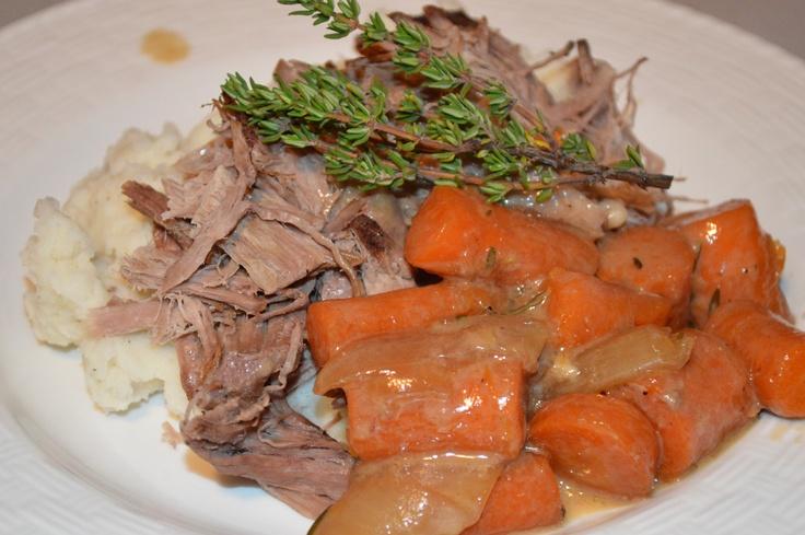 The Best Pot Roast Ever. Hands Down! | food | Pinterest