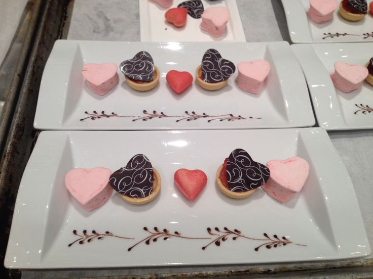 valentine petit fours recipe