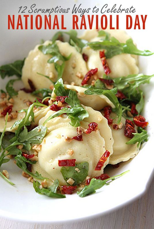 Ravioli, Three Ways Recipes — Dishmaps
