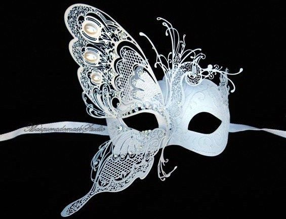 Красивые маски на маскарад