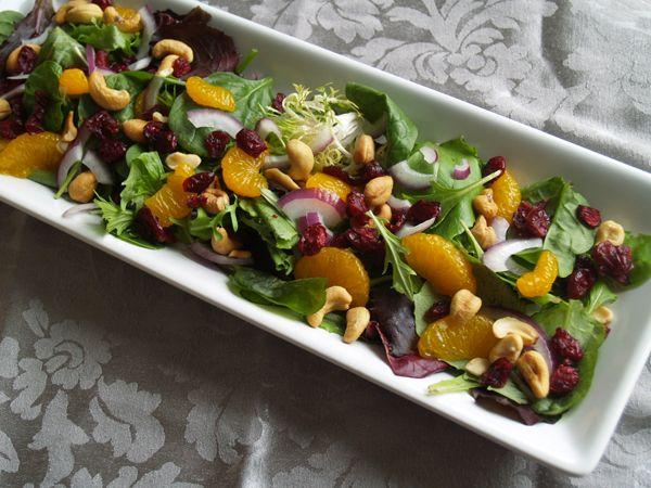 Winter Salad | Food: Soup and Salad | Pinterest