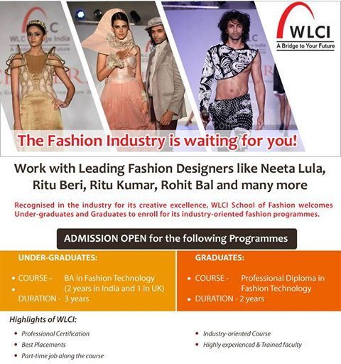 Part Time Fashion Designing Courses In Kolkata