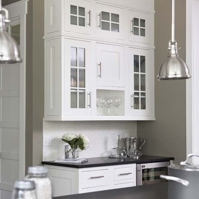 gray walls white trim for the home pinterest