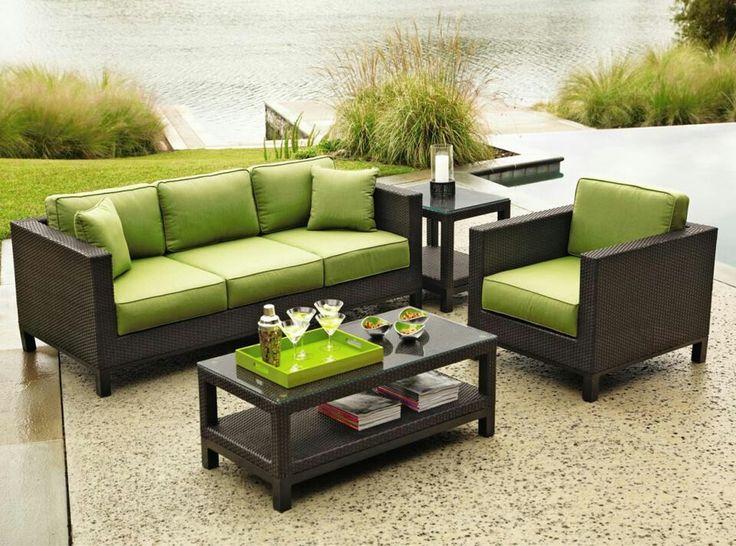 Black Sandals: Macys Outdoor Furniture