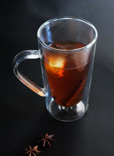 Thursday: Whiskey Hot Tea Toddy | Recipe