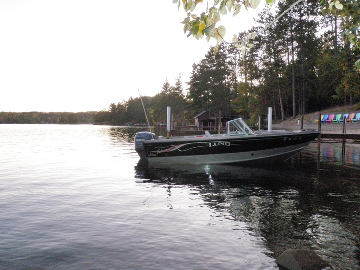 Pin by white eagle resort on lake vermilion fishing for Lake fishing boats
