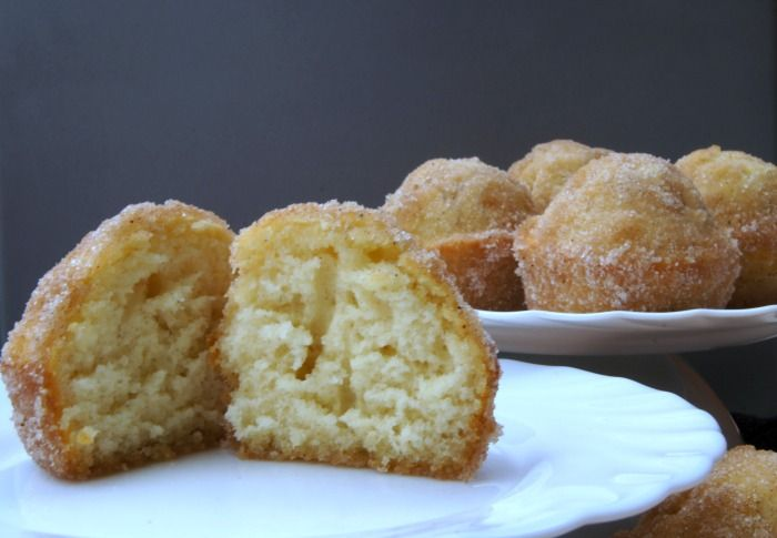 Cinnamon Sugar Doughnut Muffins! Great recipes from my friend! Check ...