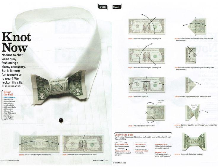 pin by re az on dolar bill origami pinterest